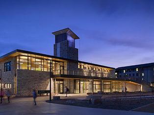 Colorado State University Pavilion