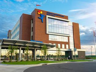 Children's Hospital North Campus Addition