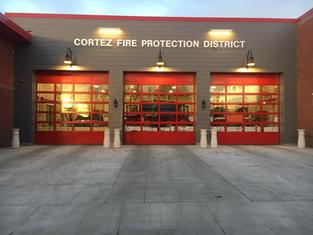 Cortez Fire Station