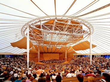 Aspen Musical Festival Tent