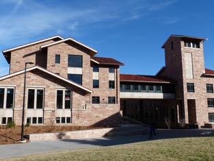 University of Colorado Kittredge, Central & West Residence Halls