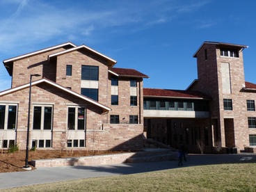 University of Colorado Kittredge, Central & West Residence Halls