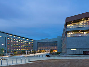 NREL Research Support Facilities