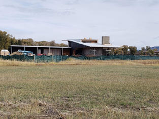 Bar B Bar Ranch House