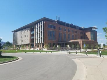 University of Colorado Aerospace