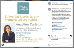 Family Sapiens: Latino Family Business discussion