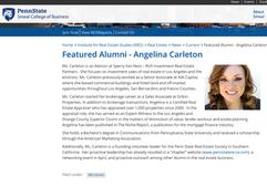 Penn State University alumni
