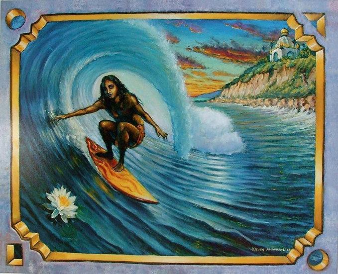 Surfing Yogananda