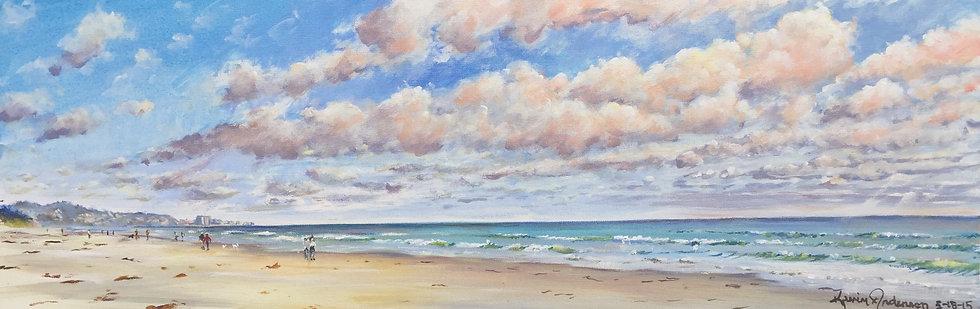 Del Mar Clouds