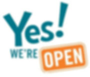 Covid19 Yes we are open