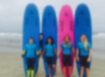 Livig Water Surf Camp in Del Mar
