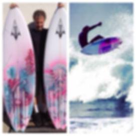 Mark Brög, Custom Surfboards, Soul Performance