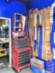 Shaping Room for Rent, Tools included