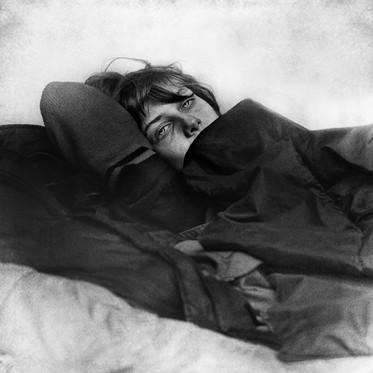 The Girl in the Sleeping Bag