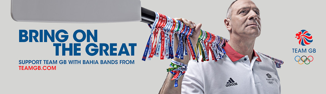 Bring On The Great campaign for Team GB