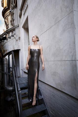 Vanessa Kirby x Versace