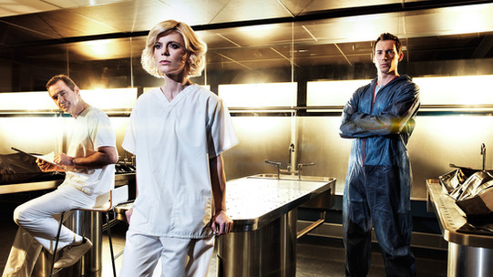 Silent Witness for the BBC