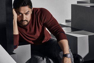 Aamir Khan for GQ India
