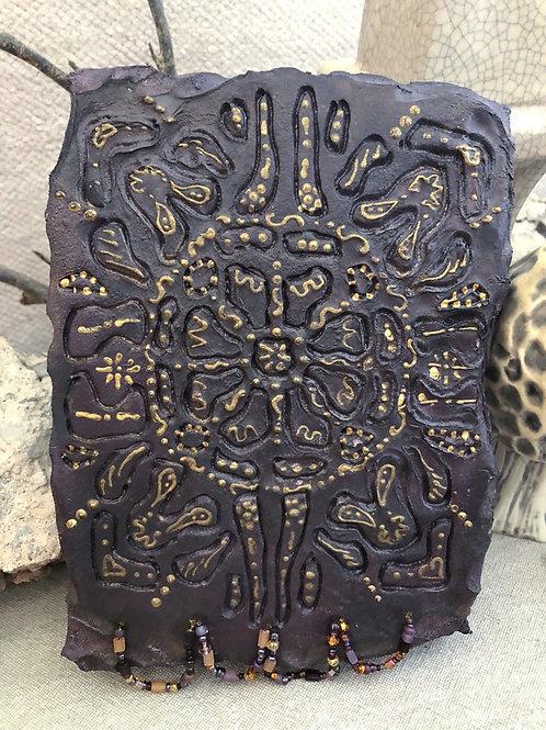 MARRAKESH * Artifact Plaque Morocco Series