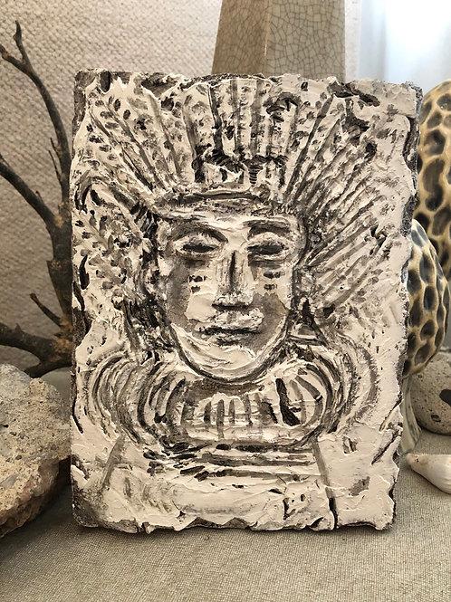 MUDMAN 1 * Artifact Plaque Tribal