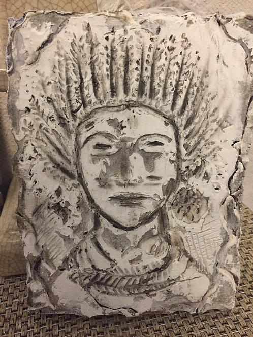 MUDMAN 2 * Artifact Plaque Tribal