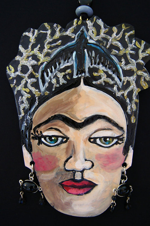 THORNY * Frida Kahlo Hanging Collectors Ornament