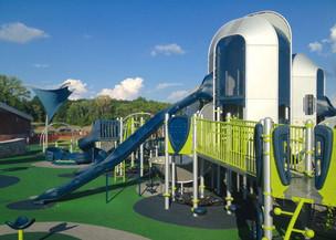 New playground now open