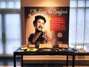 'First Lady of Song' celebrated in Palladium exhibit