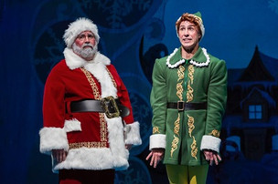 Elf the Musical becomes top selling show in Civic's history