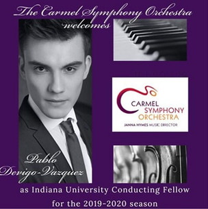 Carmel Symphony Orchestra welcomes special guest conductor