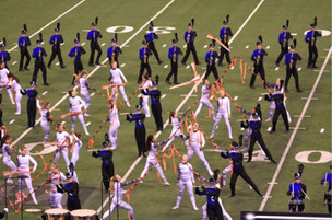Marching Greyhounds Win Bands of America Grand National Championship