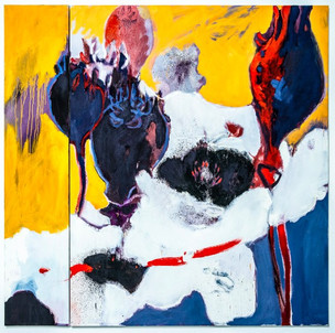 """Pretty Poison"" - LA artist JoAnn Belson's striking portraits on display"