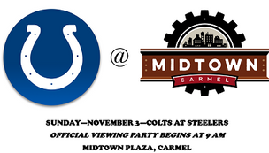 City of Carmel to host Colts Watch Party