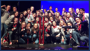 CHS show choirs dominate 'Best of the Midwest' competition