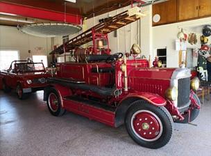 Carmel Fire Buffs Museum to get upgrade, facelift