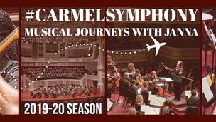 Carmel Symphony Orchestra announces 2019-20 Season