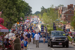 Carmelfest 2019 – Your guide to getting in and out