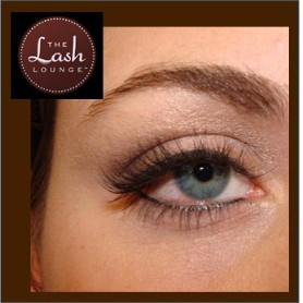 The Lash Lounge going to great lengths