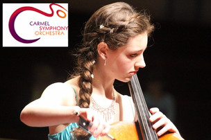 Carmel Symphony Orchestra Announces 2016 Young Artist Competition