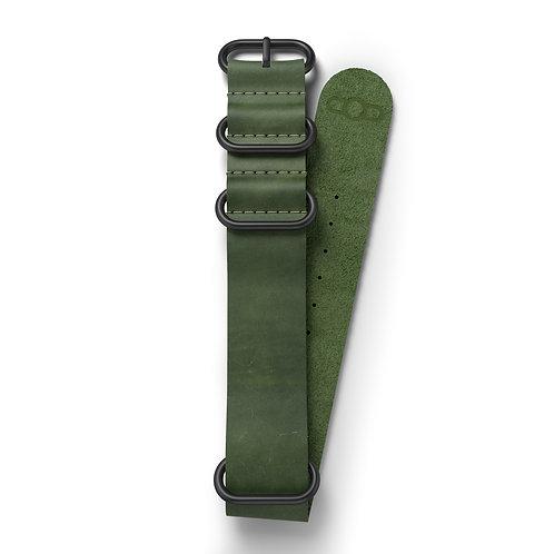 Nero Strap Verde Militare