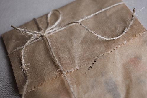 DIY Dry Texture Paste Kit