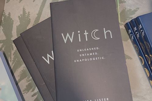 Witch By Lisa Lister