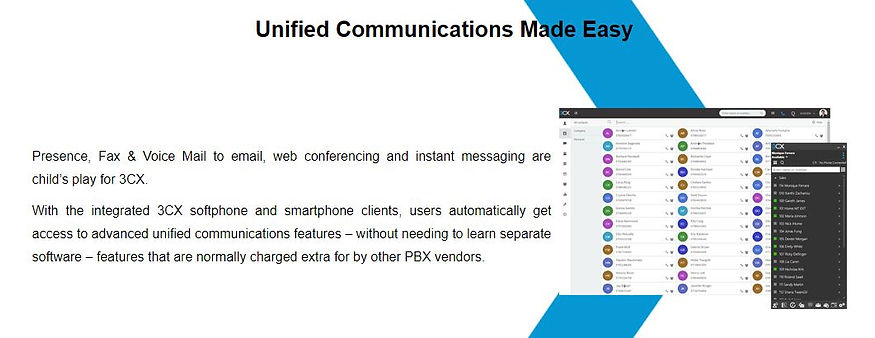 Unified Communications Made Easy