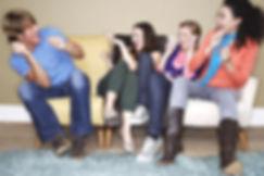 Comedy Hypnosis Show,