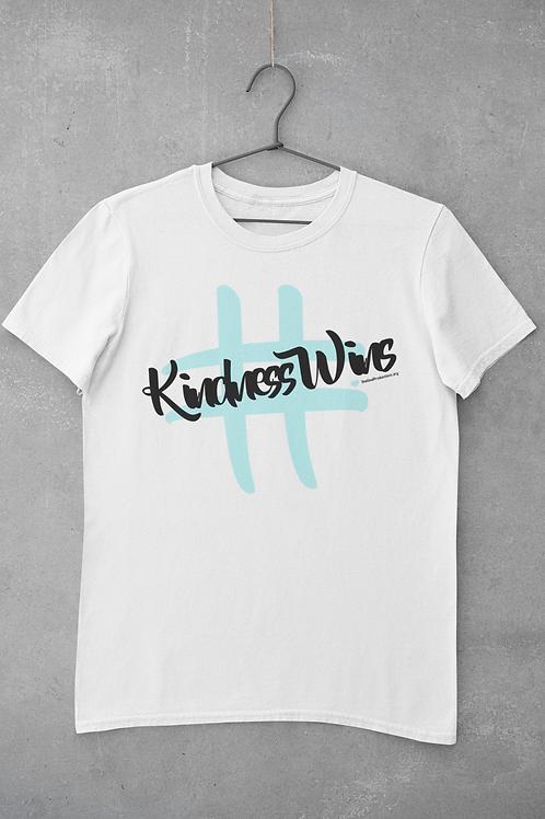 #KINDNESSWINS T-SHIRT(blue)