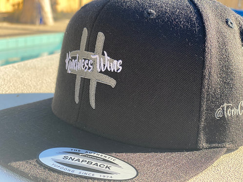 Black Hat #kindnessWins