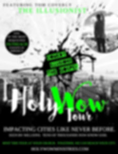 Holy Wow Tour | Outreach Tour