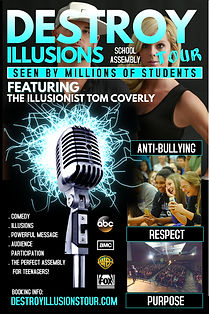 Anti-Bullying School Assebly