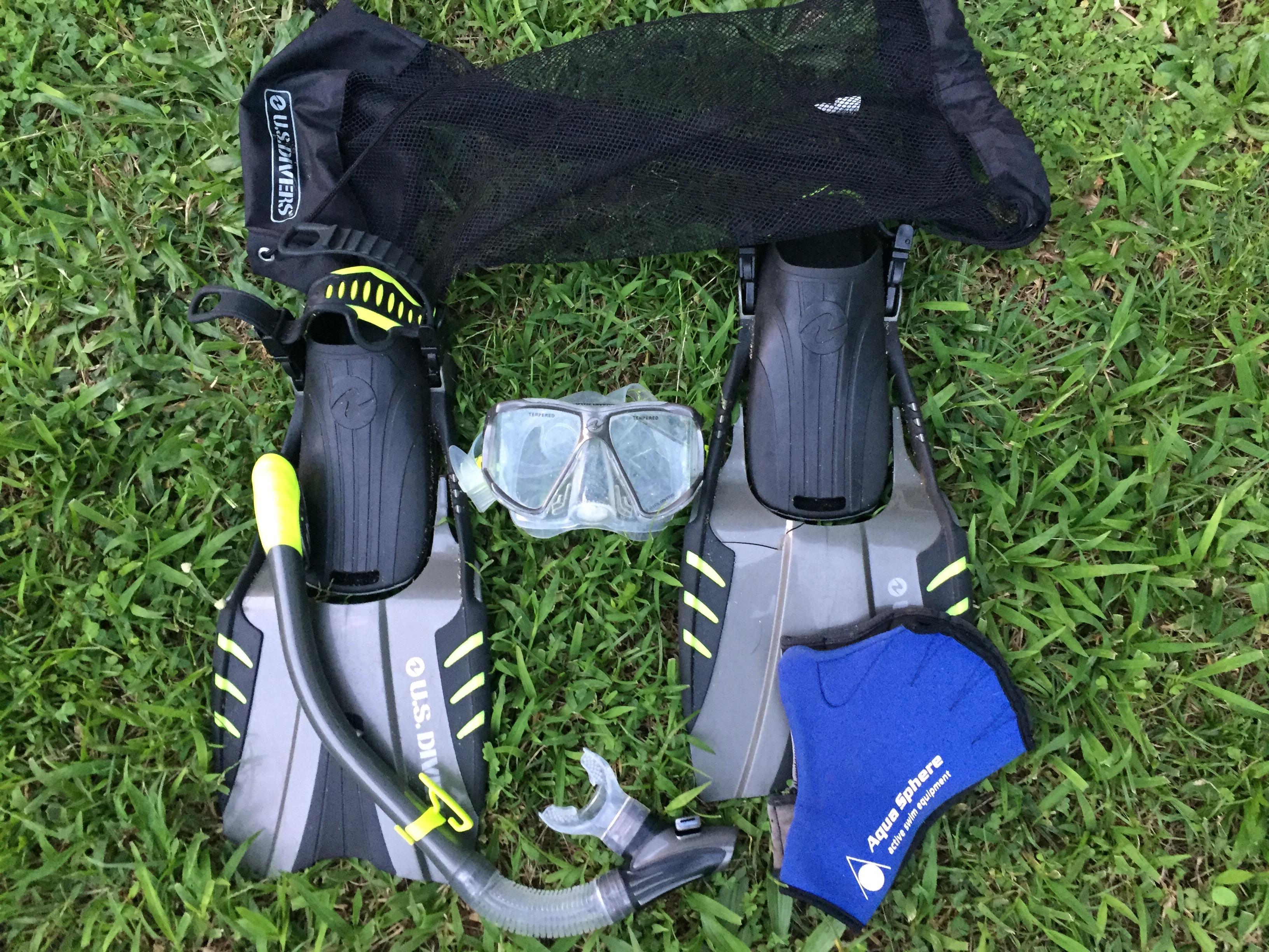 Snorkle Gear