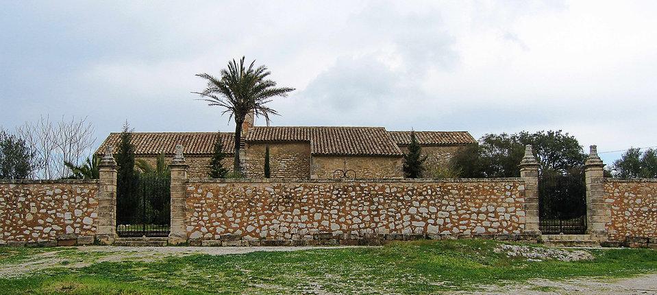 Església de Castellitx. Fotografia de Bartomeu Salas Mascaró (2006)